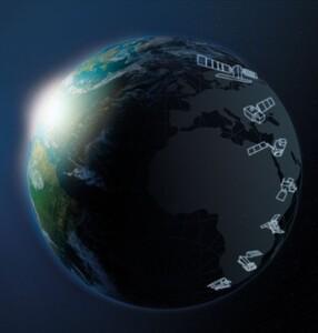Nadlatują kolejne innowacyjne satelity Sentinel <br /> fot. ESA
