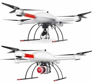 Nowe modele dronów Microdrones do zbierania danych 3D