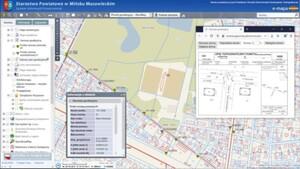 Pobierz dane o osnowie z powiatowych serwisów Geo-Systemu