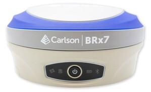 Premiera geodezyjnego odbiornika Carlson BRx7
