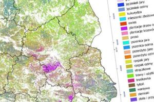 Teledetekcja w statystyce rolniczej
