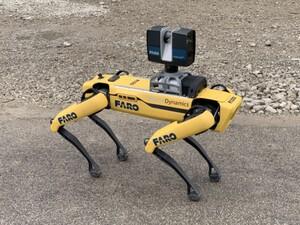 Faro prezentuje autonomicznego robota skanującego