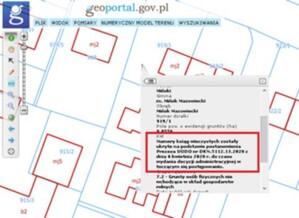 UODO nakłada kolejną karę na GGK w związku z publikacją numerów ksiąg wieczystych na Geoportalu