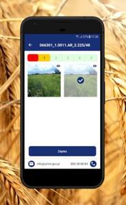 Mobilna aplikacja ARiMR ułatwi kontrolę gospodarstw