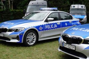 Dwie firmy chcą dostarczyć tachimetry policji <br /> Fot. Policja.pl