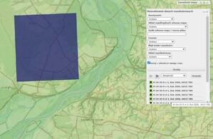 Zaawansowane wyszukiwanie danych wysokościowych w Geoportalu