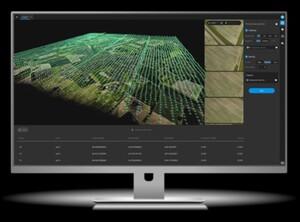 Pix4Dmatic: duże projekty dostępne również dla dronów
