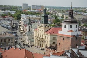 Grant na ortofotomapę Lublina z okresu II wojny światowej <br /> Fot. UM Lublin