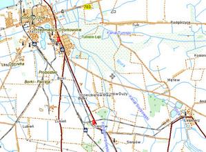 Jak klasyfikować dochody ze sprzedaży map <br /> fot. geoportal.gov.pl