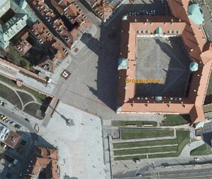 Ortofoto Warszawy 2010 już dostępna
