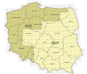 Zmiany w przetargu ARiMR na ortofotomapę Polski