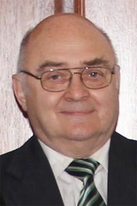 """Odznaka honorowa """"Za Zasługi dla Geodezji i Kartografii"""" dla Aleksandra Bielickiego"""