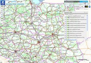 Mapy z Geoportalu łatwiej zintegrujesz z internetową mapą