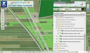 Dane ARiMR w Geoportalu