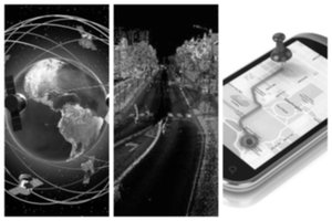 Modern studies at PW: Mobile Mapping and Navigation Systems