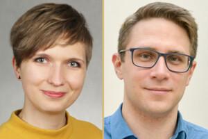 Naukowcy z WAT i UPWr stypendystami MNiSW <br /> Anna Kłos i Grzegorz Bury