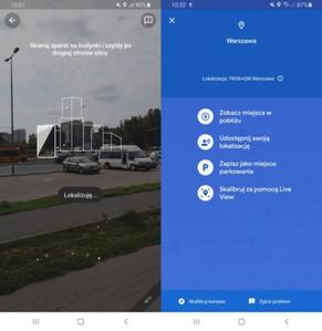 Mapy Google zwiększą dokładność lokalizacji smartfona