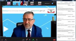 GUGiK odpowiada na pytania z wideokonferencji o nowelizacji Pgik [AKTUALIZACJA - 170 odpowiedzi] <br /> fot. GUGiK