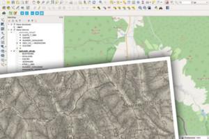 Łatwy dostęp do archiwalnych map przez QGIS