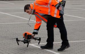 Testy cyfrowej koordynacji lotów dronów zakończone sukcesem