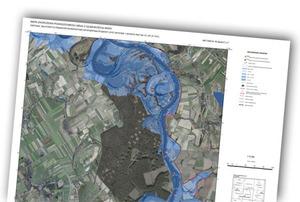 Nowe prawo dotyczące map powodziowych już obowiązuje
