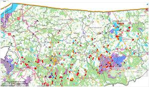 Warmińsko-mazurskie zamawia System PZGiK i modernizację SIP <br /> Obecna odsłona Atlasu Warmii i Mazur