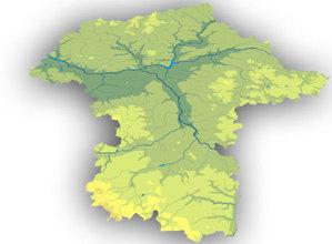 Mazowieckie: cyfrowa EGiB dla 23 powiatów <br /> fot. Wikipedia