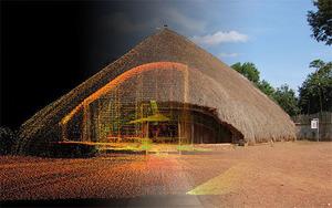 Zapowiedź konferencji o skanowaniu laserowym <br /> fot. Wikipedia