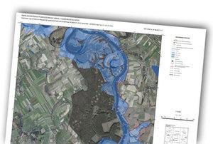 37 mln zł na aktualizację map ryzyka i zagrożenia powodziowego