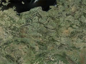 Zapowiedź seminarium o ogólnokrajowym monitoringu satelitarnym <br /> fot. NASA