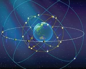 20. satelita BeiDou w kosmosie