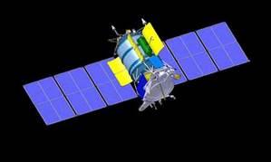 Bez łączności z wojskowym satelitą