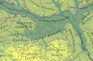 Uzgodnione regiony geograficzne wkrótce jako warstwa GIS <br /> fot. Wikipedia/Aotearoa