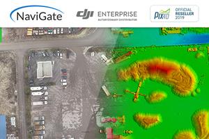 Case study. Pomiar technikami UAV a standardowy pomiar geodezyjny