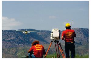 Jak geodeci mierzyli uskok San Andreas?