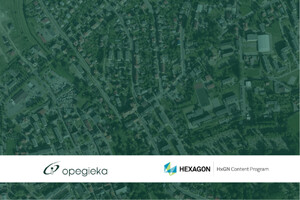 OPEGIEKA dystrybutorem danych Hexagonu