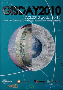 GIS Day na Politechnice Warszawskiej
