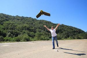 Latanie UAV poza zasięgiem wzroku będzie łatwiejsze