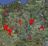 Więcej zdjęć lotniczych w Google Earth