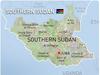 Sudańczycy uzupełniają mapę