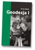 Nowe wydanie Geodezji I