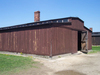 Przetarg na skanowanie baraków Auschwitz II