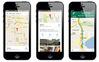 Mapy Google'a dla iPhone'a gotowe