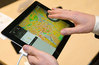 Mapy popularniejsze w smartfonach niż tabletach