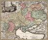 Chełm na kilkusetletnich mapach Rzeczypospolitej i Europy