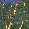 Spora aktualizacja zdjęć satelitarnych Google Map i Earth