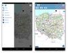 Nowy interfejs mobilnego Geoportalu