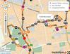 Łódzki maraton na interaktywnej mapie