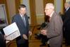 Prof. Julian Niebylski nagrodzony medalem Narutowicza