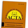 O geoportalach i zmianach klimatycznych w ACTA